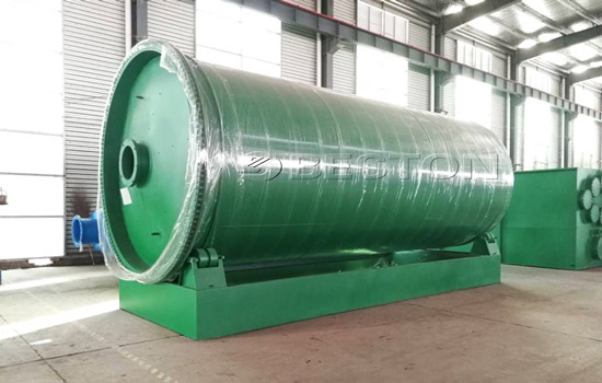 Beston Pyrolysis Plant Was Shipped to the Philippines