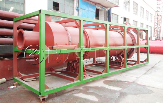 Beston Sawdust charcoal making equipment for sale
