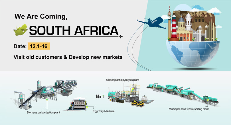 Beston Group to South Africa